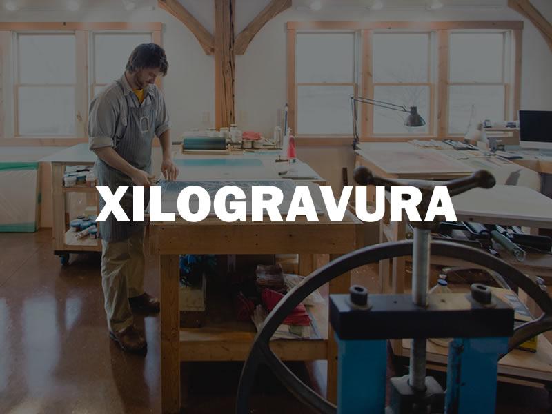 Curso de Xilogravura